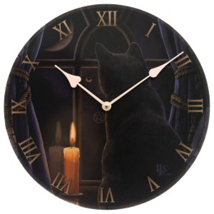 Midnight Vigil Clock