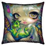 Darling Dragonling Cushion
