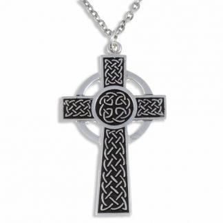 St Piran Cross is a traditional Celtic cross