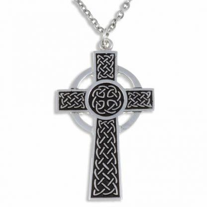 St Piran Cross is a traditional Celtic cross