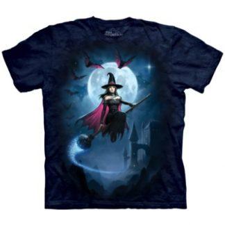 Witch's Flight T Shirt