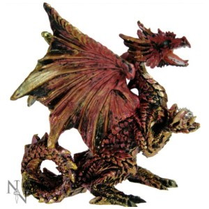 Kraithax Dragon Figurine