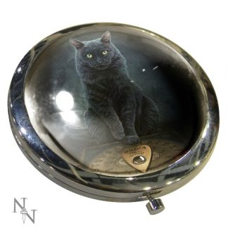 His Master's Voice Compact Mirror