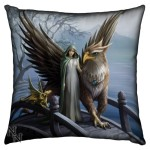 Realm of Tranquility Cushion