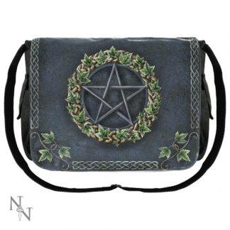 Ivy Pentagram Messenger Bag