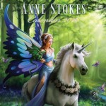 Anne Stokes 2016 The Realms Calendar