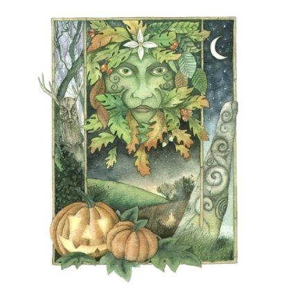 Samhain Card