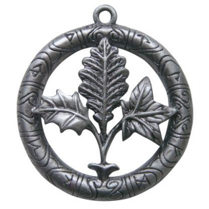 Tree Runes Pendant