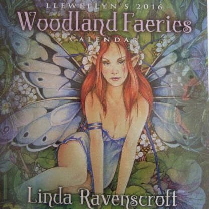 Linda Ravenscroft Calendar 2016 Woodland Faeries