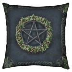 Ivy Pentagram Cushion