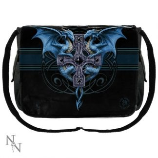 Dragon Duo Messenger Bag