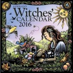 Llewellyn's Witches' Calendar 2016