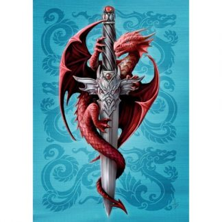 Dragon and Dagger Card