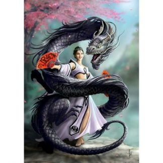 Dragon Dancer Card