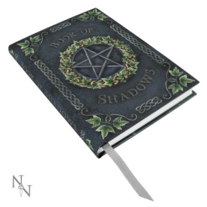 Ivy Book of Shadows Embossed Journal