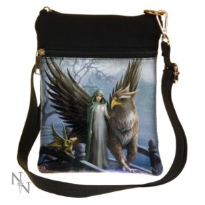 Realm of Tranquility Shoulder Bag