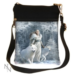 Winter Guardians Shoulder Bag