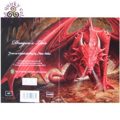 Dragon's Lair wrap around
