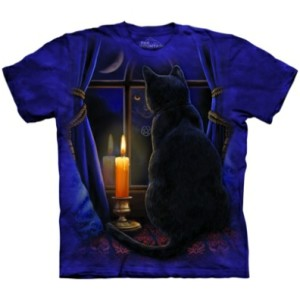 Midnight Vigil T Shirt