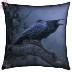 Cry of the Raven Cushion