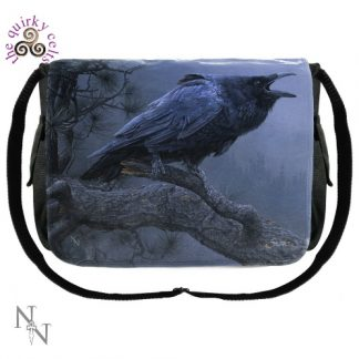 Cry of the Raven Messenger Bag