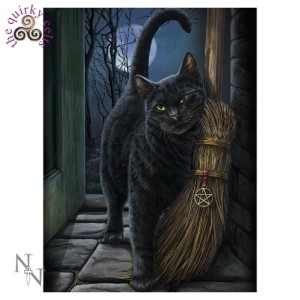 A Brush with Magick 3D Picture
