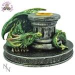 Flamekeeper Dragon Candle Holder