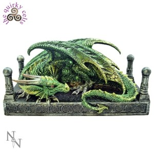 Dragon's Den Figurine