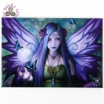 Mystic Aura Fridge Magnet