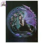 Naiad Canvas Picture