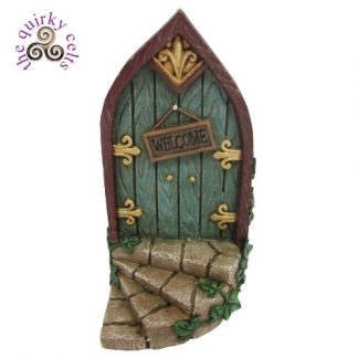 Fairy Door with Steps and Ivy