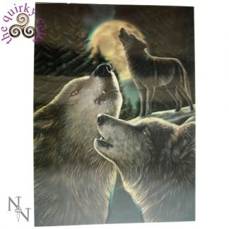 Wolf Song 3D Picture