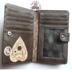 Spirit Board Wallet inside view