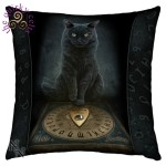 His Master's Voice Large Cushion