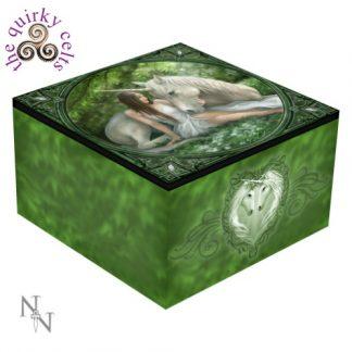 Pure Heart Mirror Box