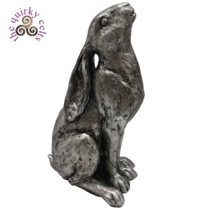 Moon Gazing Hare Figurine