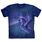Mystical Dragon T Shirt