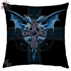 Dragon Duo Large Cushion