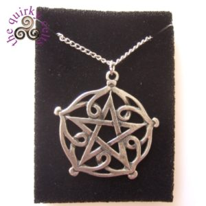Pentagram of Brisingamen Pendant