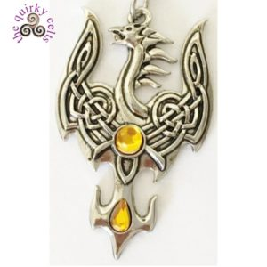 Avalonian Phoenix Pendant
