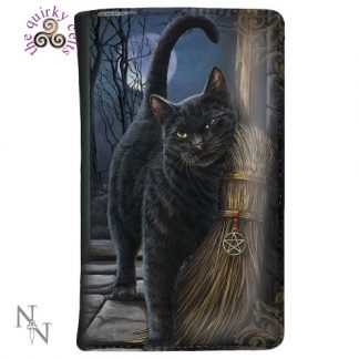 A Brush with Magick Wallet