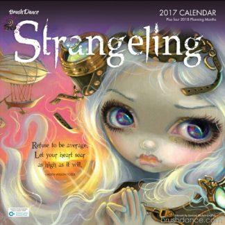 Strangeling 2017 Calendar
