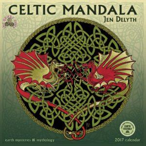 Celtic Mandala 2017 Calendar