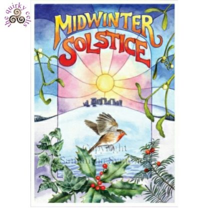 Midwinter Solstice Card