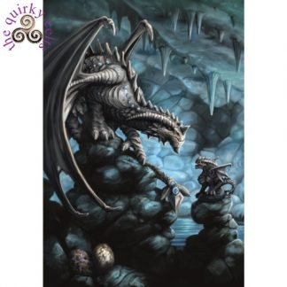 Rock Dragon Card