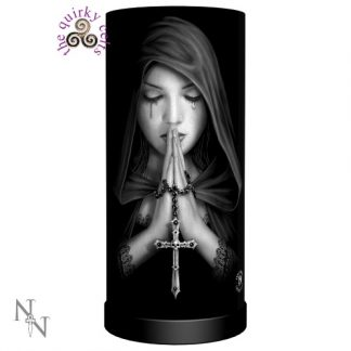 Gothic Prayer Lamp