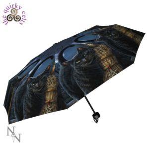 A Brush with Magic Umbrella