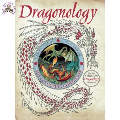 Dragonology The Colouring Companion