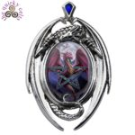 Lunar Magic Cameo Pendant