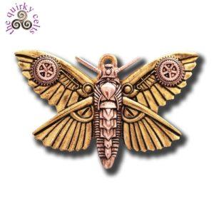 Magradore's Moth Pendant
